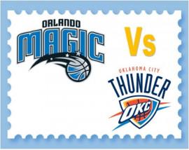 Orlando Magic Vs Oklahoma City Thunder - 22nd January 2020 - 7pm