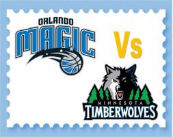 Orlando Magic Vs Minnesota Timberwolves - 7th February 2019 - 7pm