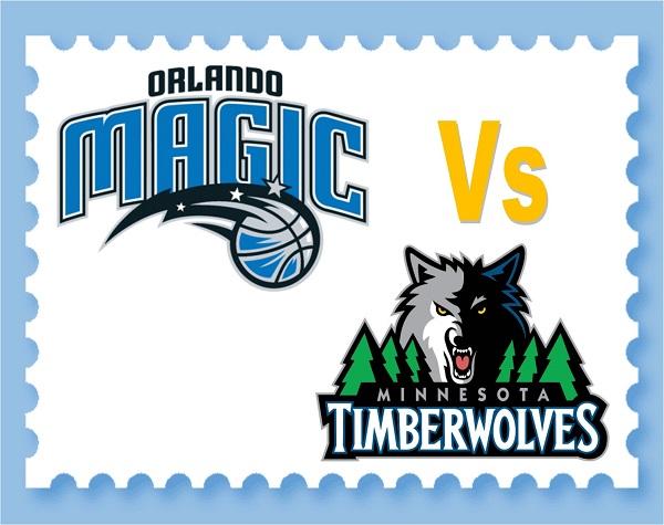 Orlando Magic Vs Minnesota Timberwolves - 28th February 2020 - 7pm
