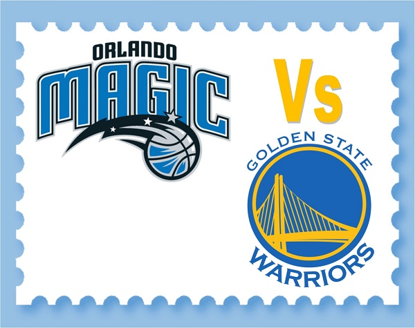 Orlando Magic Vs Golden State Warriors - 1st December 2019 - 6pm