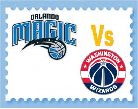 Orlando Magic Vs Washington Wizards - 17th November 2019 - 6pm