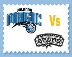 Orlando Magic Vs San Antonio Spurs - 15th November 2019 - 7pm