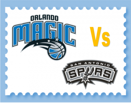 Orlando Magic Vs San Antonio Spurs - 15th November 2019 - 7pm