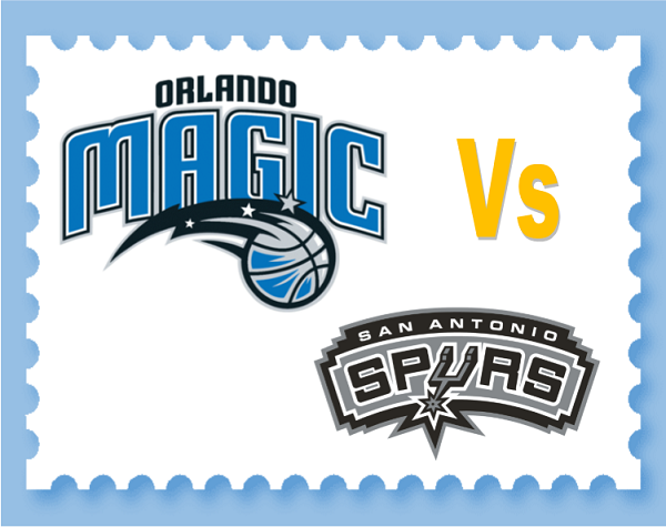 Orlando Magic Vs San Antonio Spurs - 19th December 2018 - 7pm