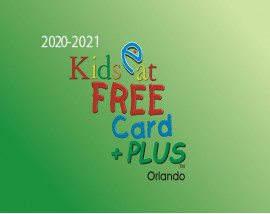 kids eat free card