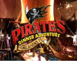 Pirates Dinner Adventure Orlando