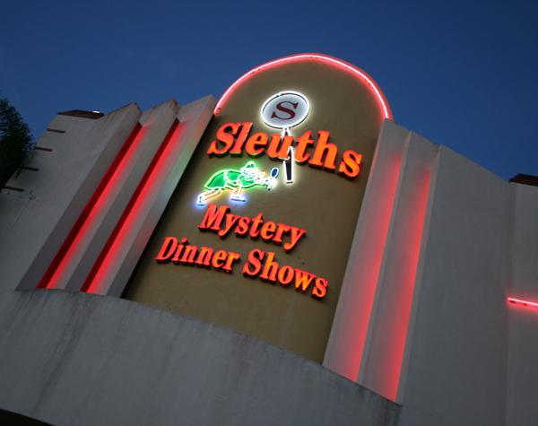 Sleuths Mystery Dinner Show