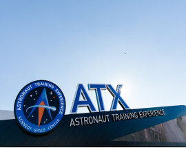 Kennedy Space Center ATX Astronaut Training