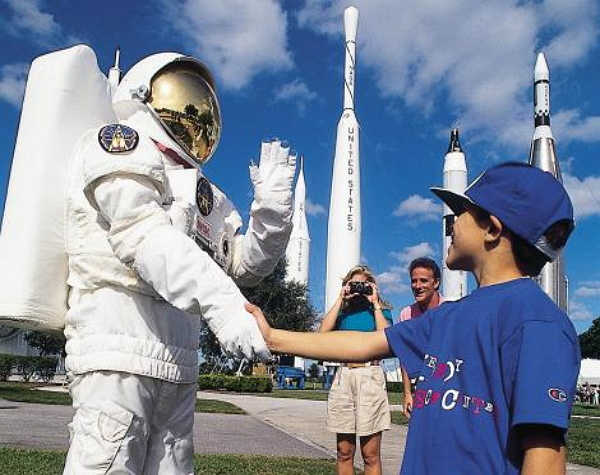 Kennedy Space Center Ultimate Space Pass + round trip transportation