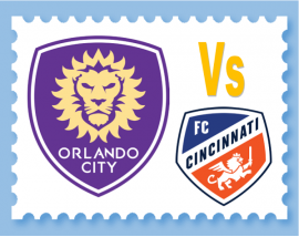 Orlando City Soccer Vs FC Cincinnati - 19th May 2019