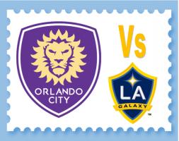 Orlando City Soccer Vs LA Galaxy Tickets - 24th May 2019