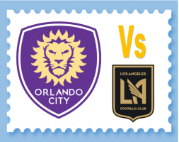 Orlando City Soccer Vs Los Angeles FC - 7th September 2019
