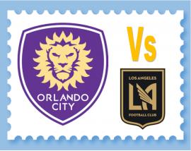Orlando City Soccer Vs Los Angeles FC - 7th September 2019