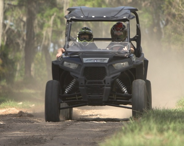 Revolution Adventures Buggy Experience