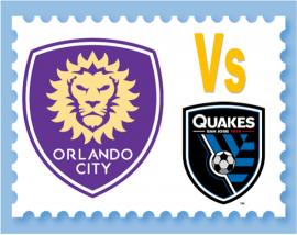 Orlando City Soccer Vs San Jose Earthquakes Tickets - 21st April 2018