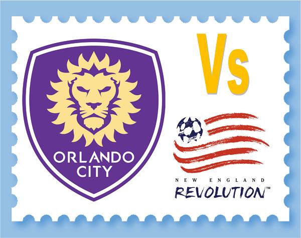 Orlando City Soccer Vs New England Tickets - 4th August 2018
