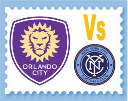 Orlando City Soccer Vs New York City FC Tickets - 26th July 2018
