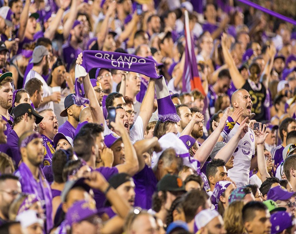 Orlando City Soccer Vs FC Dallas - 3rd August 2019