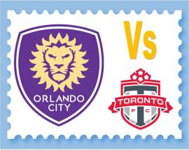 Orlando City Soccer Vs Toronto FC - 4th May 2019