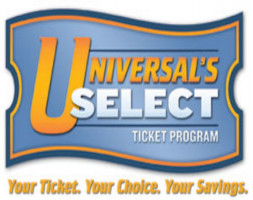 Universal 2-Park 2 Day Hopper Ticket