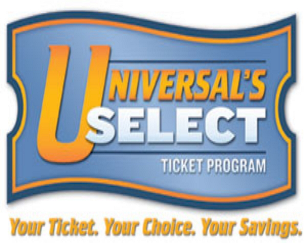 Universal 2-Park 2 Day Hopper Ticket