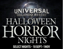 Halloween Horror Nights 1-Night Ticket Sun-Fri - 2nd NIGHT FREE 2020!!