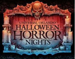 Halloween Horror Nights™ Frequent Fear Plus Pass 2018