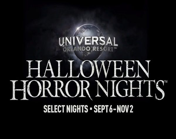 Halloween Horror Nights 1-Night Ticket Sun-Fri - 2nd NIGHT FREE!!