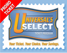 Universal PROMO Tickets