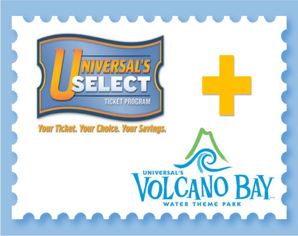 Universal 2 Park 4 Day Hopper Ticket + 3rd PARK FREE PROMO