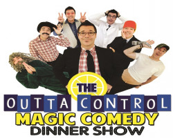 WonderWorks - Outta Control Magic Comedy Dinner Show - KIDS FOR A QUID!!
