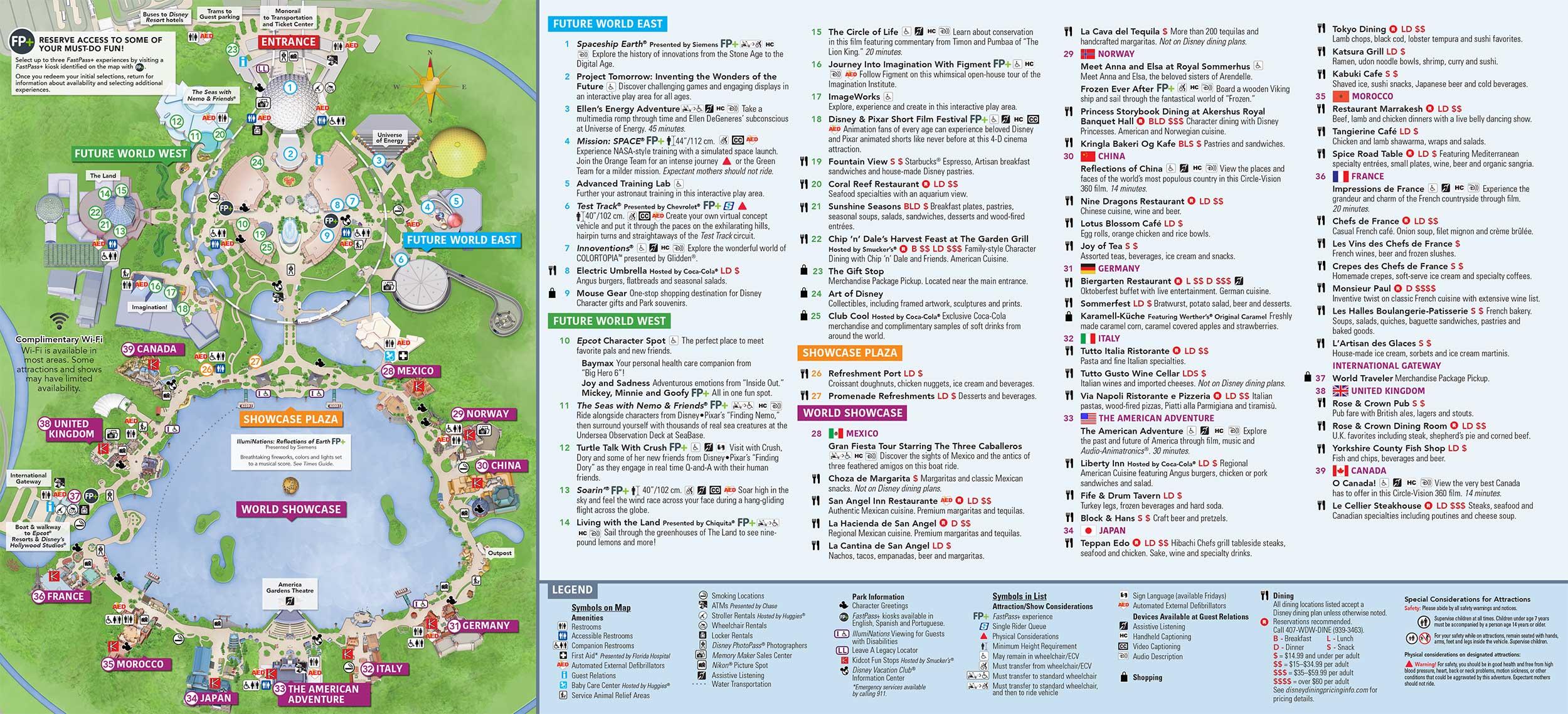 Walt Disney World 1-Day Base Ticket + Fast Pass - Orlando Attractions