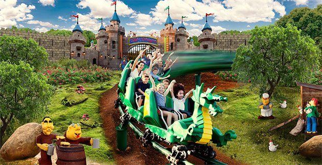 Legoland Florida In Winter Haven Is Just 45 Minutes From
