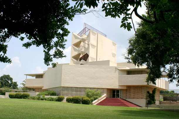 Florida Southern College by Frank Loyd Wright