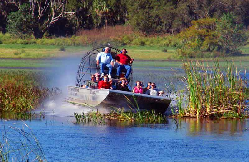 Kissimmee Airboat Tour