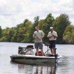 Camp Mack fishing
