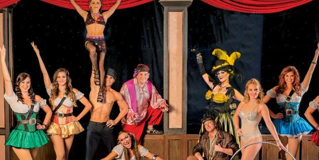 Treasure Dinner Theatre