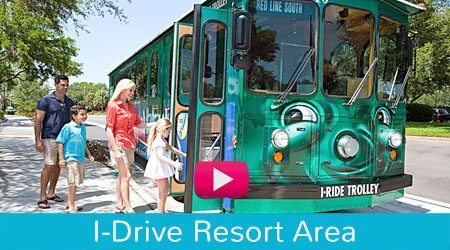 I-Drive Resort Area
