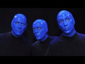 cirque buys blue man group