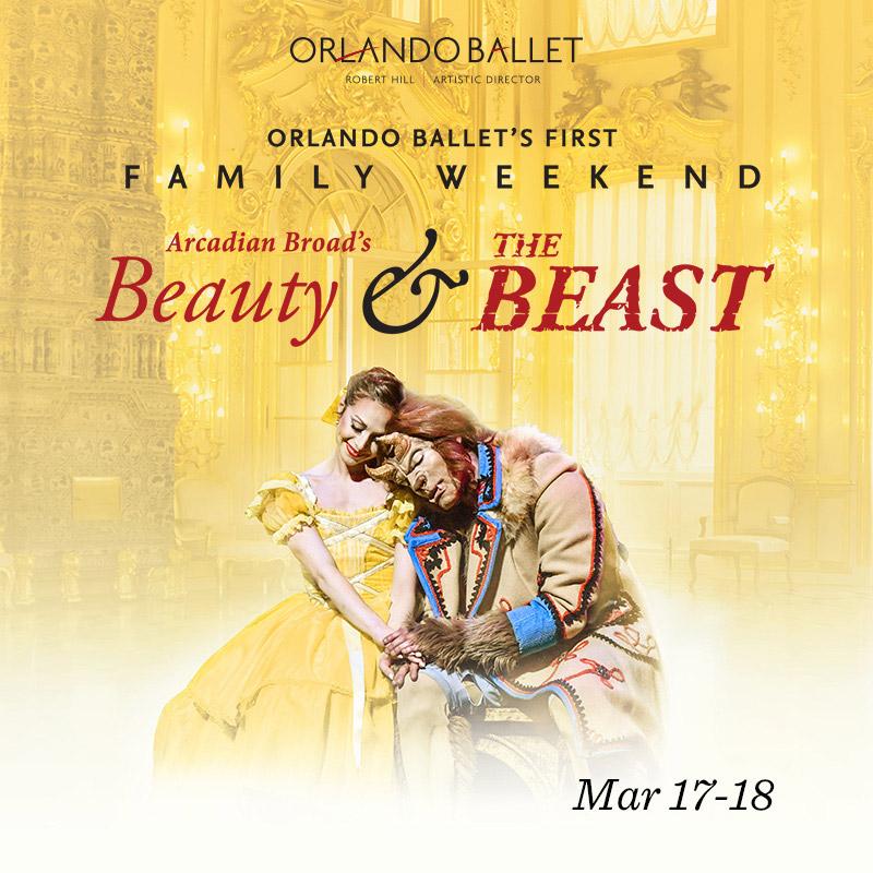 Orlando Ballet Beauty & the Beast